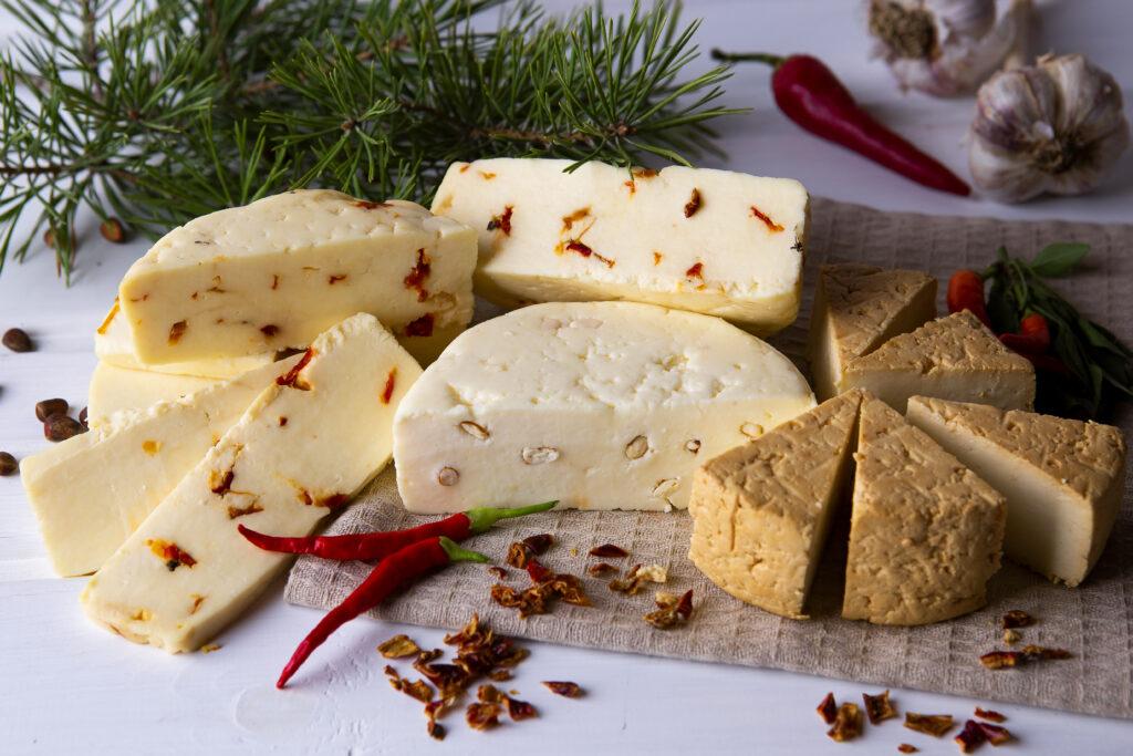 Сыр без заменителей молочного жира БЗМЖ